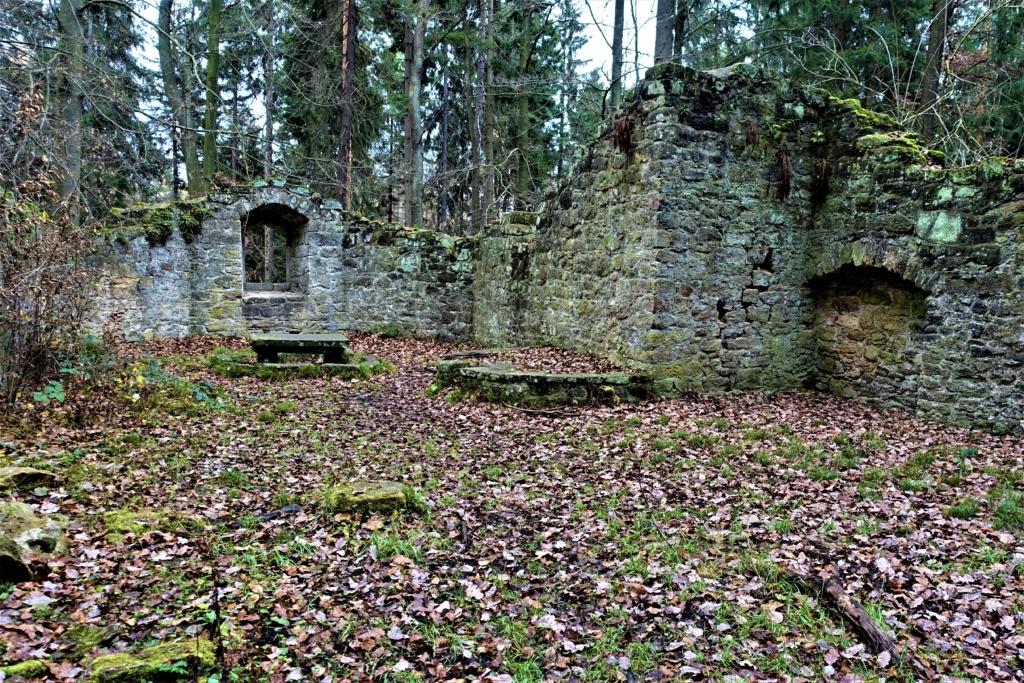 Barbarakapelle, Dippoldiswalder Heide